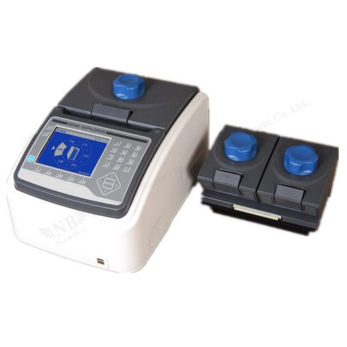 Double Block Gene-Explorer Thermal Cycler